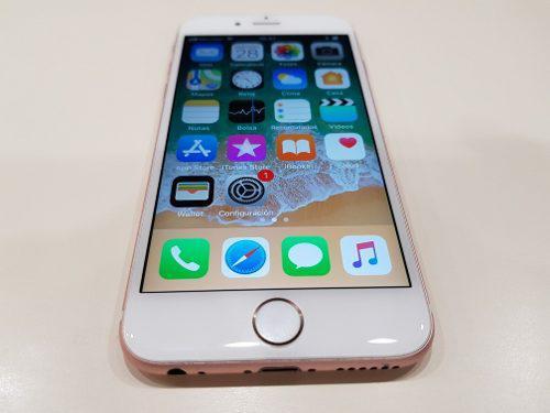 Iphone 6s De 128gb Liberado Rosa Pink Detalle