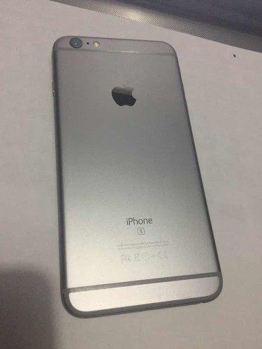 Iphone 6s Plus 64 Gb Space Gray Libre Venta O Cambio