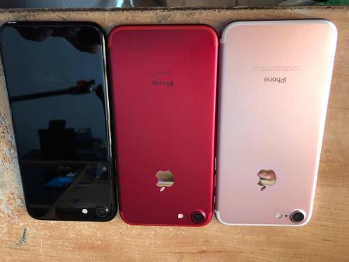Iphone 7 128gb Liberado Para Cualquier Compañia