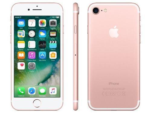 Iphone 7, De 32 Gb, Oro Rosa