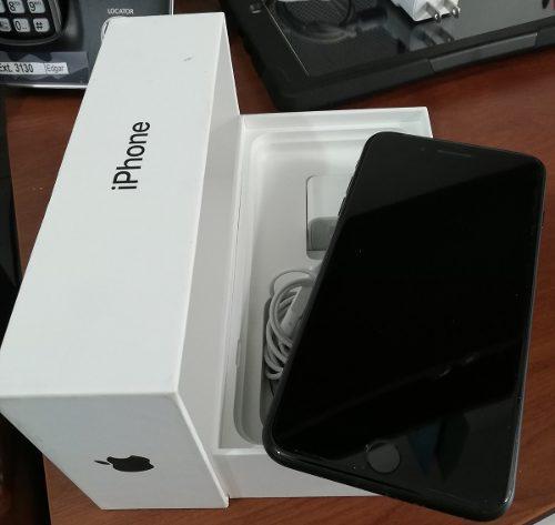Iphone 7 Plus Black 32 Gb Negro Seminuevo Original Att