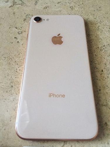 Iphone 8 256gb Cuenta Con Accesorios Y Caja