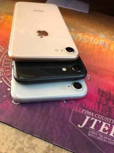Iphone 8 256gb Liberado De Fábrica