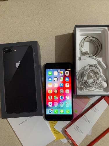 Iphone 8 Plus 64 Gb At&t Negro