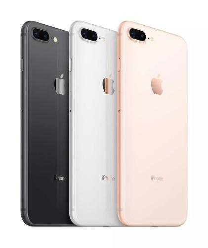 Iphone 8 Plus 64 Gb Oro Negro Plata 8 Mil Libres