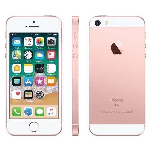 Iphone Se 32 Gb Nuevo, Sellado, Garantia En Cualquier Apple