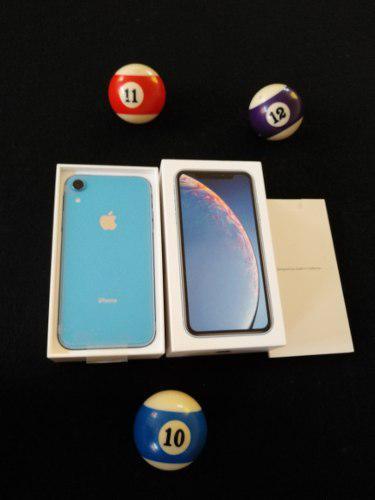 Iphone Xr 256gb Nuevo Azul