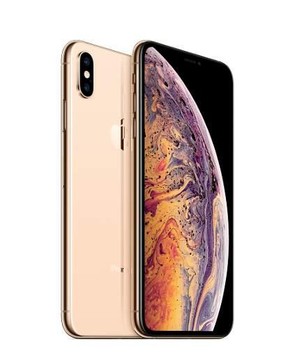 Iphone Xs Max Liberado De Fabrica 256 Gb A Meses Sin Interes