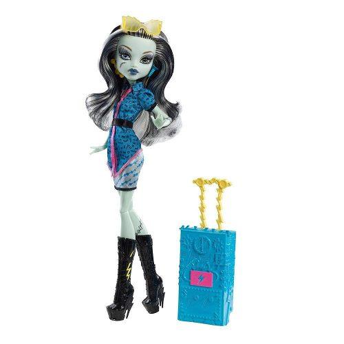 Muñeca Monster High Scaris Frankie Stein Nueva Original