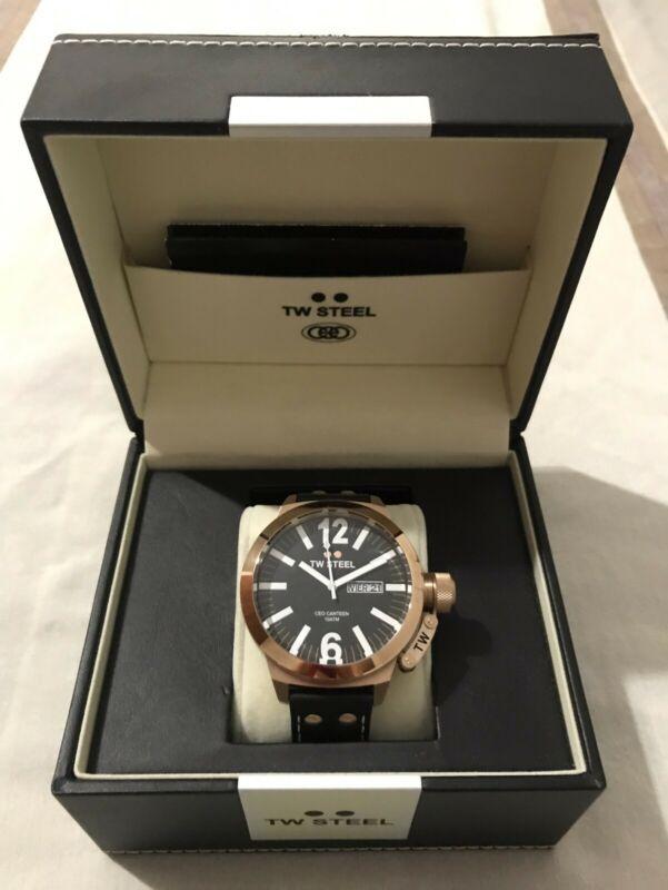 Reloj TW Steel CEO Canteen Nuevo