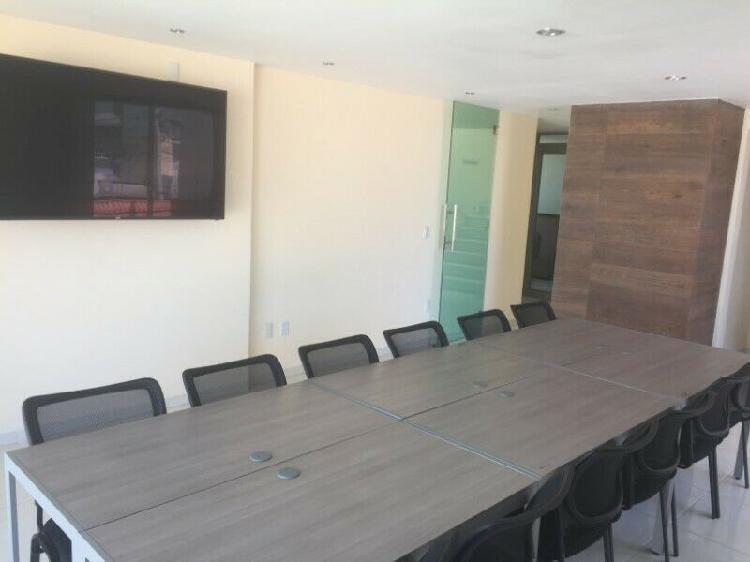 Renta de Oficinas Amuebladas, Oficinas Virtuales y Salas de