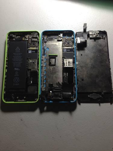 Se Venden Piezas Iphone 5c Pregunten Por Lo Que Necesiten