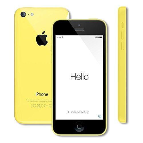 Teléfono Celular Gsm Desbloqueado De Apple Iphone 5c 8gb -