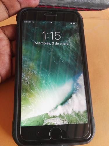 Venta O Cambio,,iphone 7 Plus Negro Mate 128 Gb