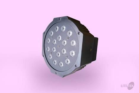 3pzs. Lamparas Cañon Par Mini Lite Tek 18x3 Envío Gratis