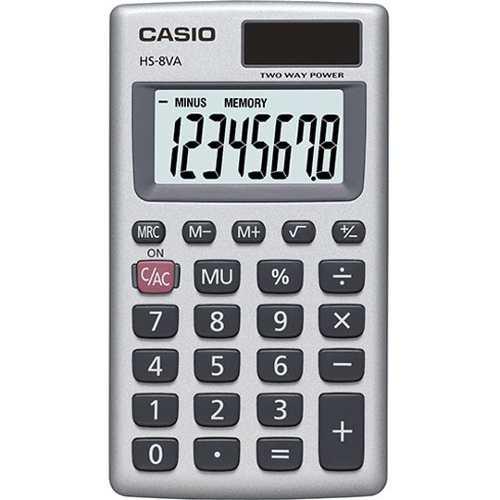 Calculadora Casio De Bolsillo Básica