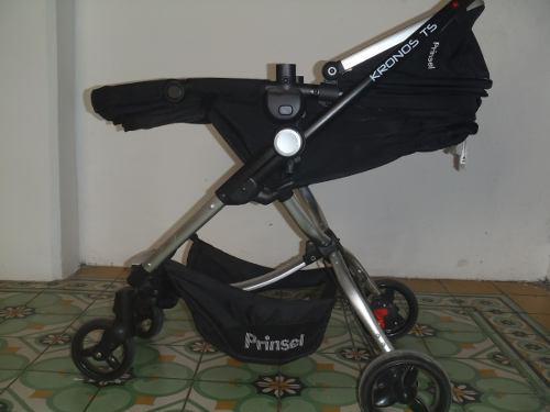 Carreola Para Bebé Marca Prinsel, Modelo Kronos Ts