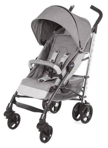 Carriola De Baston Bebe Marca Chicco Liteway 3 Titanium