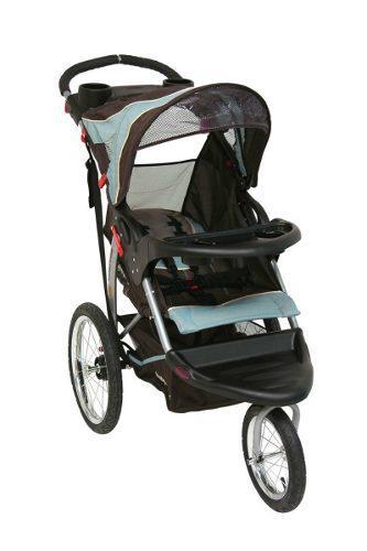 Carriola De Bebe Baby Trend Jogger 3 Llantas De Aire Skylar