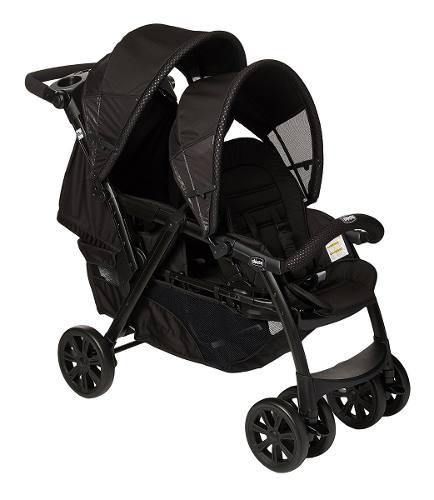 Carriola De Bebe Doble Marca Chicco Together Duo