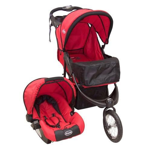 Carriola Fox Air Roja Para Bebé Prinsel Nuevo