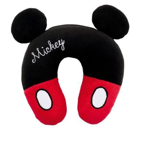 Cojin Para Cuello Bebe Carreola Silla De Auto Viaje Mickey
