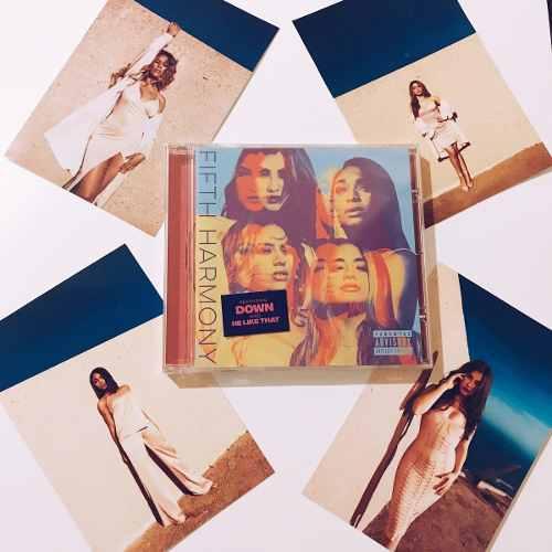 Fifth Harmony Nuevo Álbum Cd + Photocards Envío Incluido