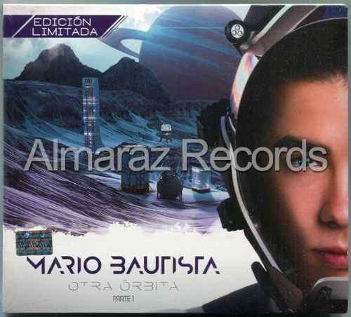 Mario Bautista Otra Orbita Cd