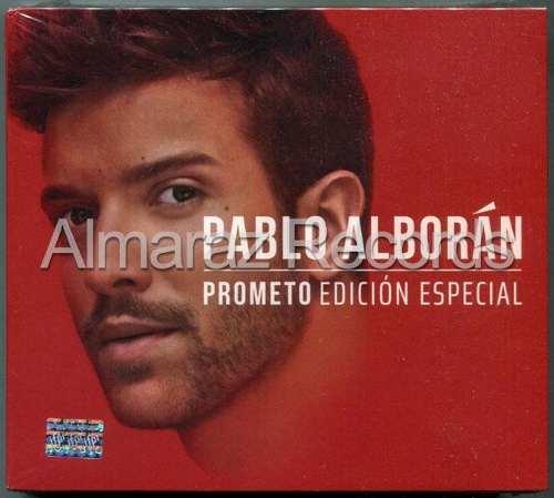 Pablo Alboran Prometo Edicion Especial 2cd+2dvd
