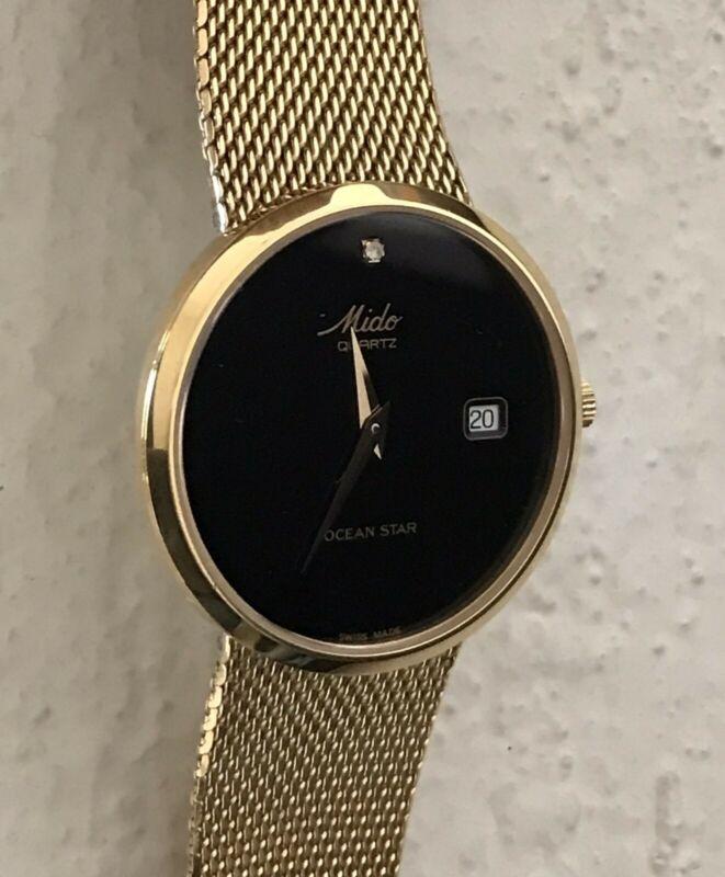 Reloj Mido Ocean Star Elegance Nuevo
