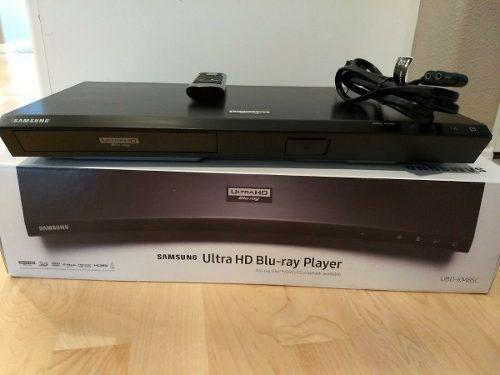 Samsung Ubd-km85c 4k Streaming Blu-ray Player