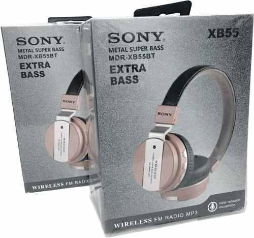 Audifonos Bluetooth Sony Xb55