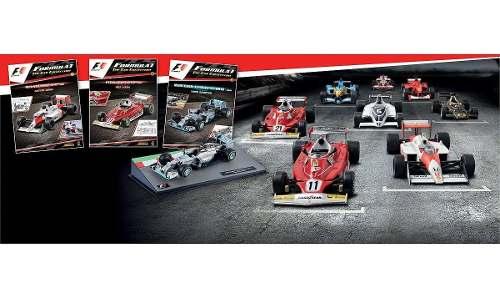 Autos Colección Formula1 F1 Panini Entre #03 Al #80