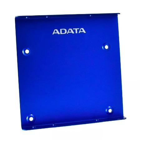 Base Adaptador Disco Duro Ssd 2.5 A 3.5 Adata Bracket Azul