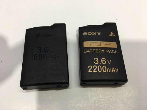 Batería Para Sony Psp Fat 1000 Original Nueva