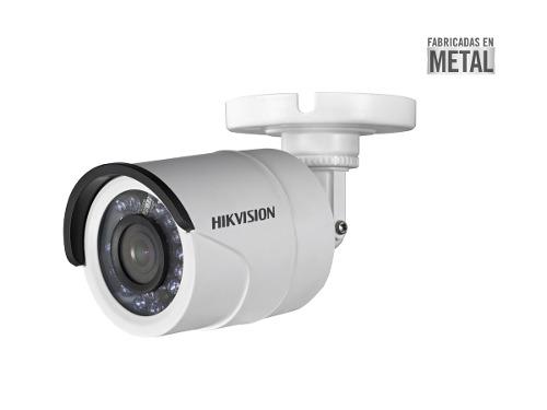 Camara Bala Hikvision 720p 2.8mm Ds-2ce16c0t-ir28
