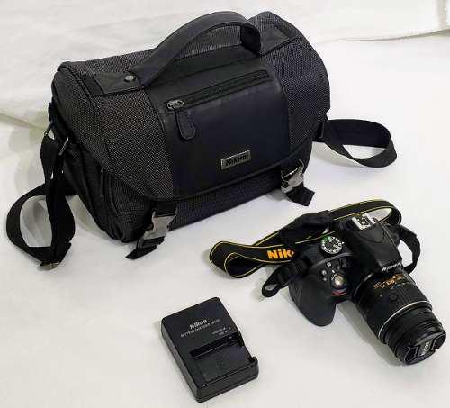 Camara Digital Nikon D3300 24.2 Mp