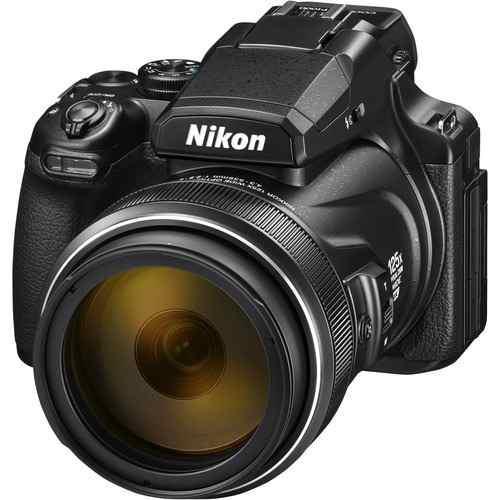 Cámara Digital Nikon Coolpix P1000, 16mpx Zoom 125x Ed Vr