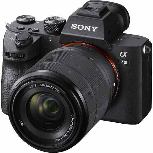 Cámara Sony A7 Iii Con Lente 28-70mm Ilce-7m3k