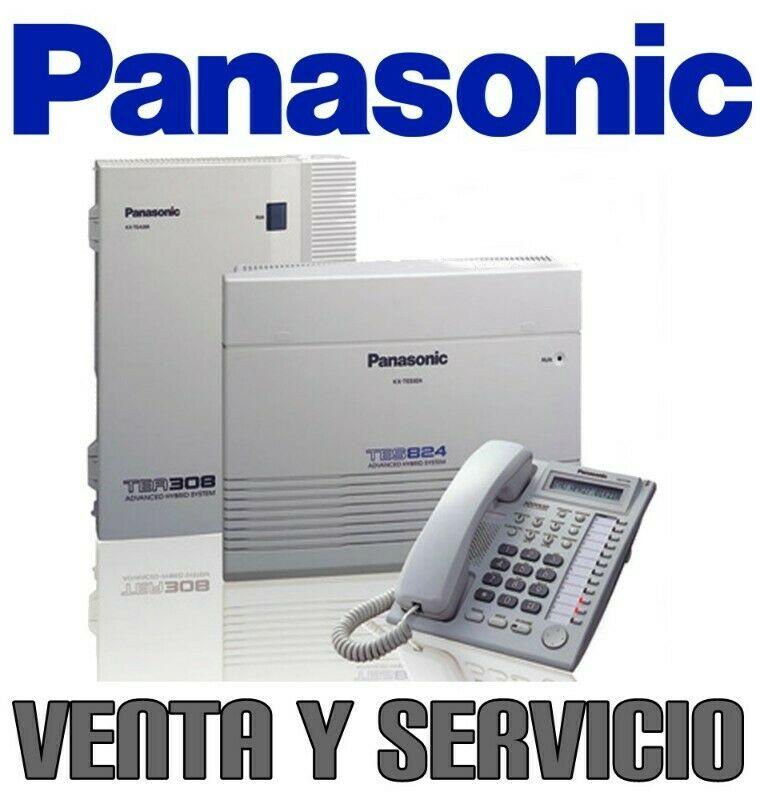 Conmutadores Panasonic, Reparación y servicio
