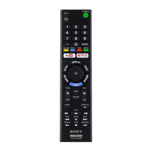 Control Remoto Para Smart Tv Sony Rmt-tx300 Original Netflix