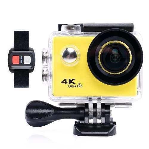 F71r Acción Cámara Digital 4k Wifi 1080p Hd Deportes Dv