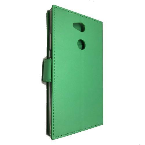 Funda Tipo Cartera De Lujo Premier Diary Sony Xperia Xa2