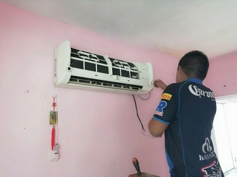 Instalación, Reparación y Mantenimiento de Minisplit,