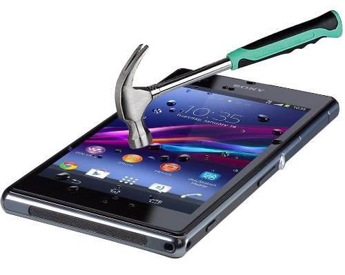 Mica Cristal Templado 9h Sony Xperia T2 T3 X Xa Xa1 Ultra E5