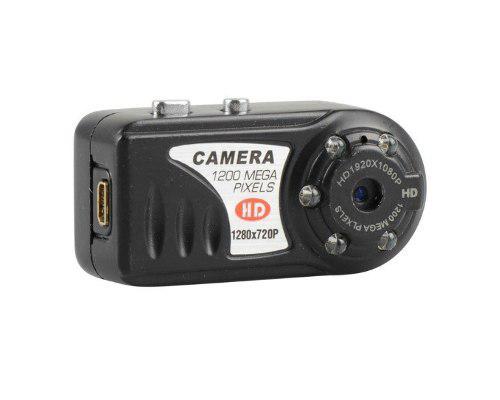 Mini Cámara Hd Fotos 3024px Video 1080p Envio Gratis - T635