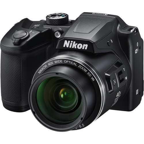 Nikon Coolpix B500 Negro - (ml)