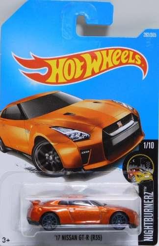 Nissan Gtr  Hot Wheels
