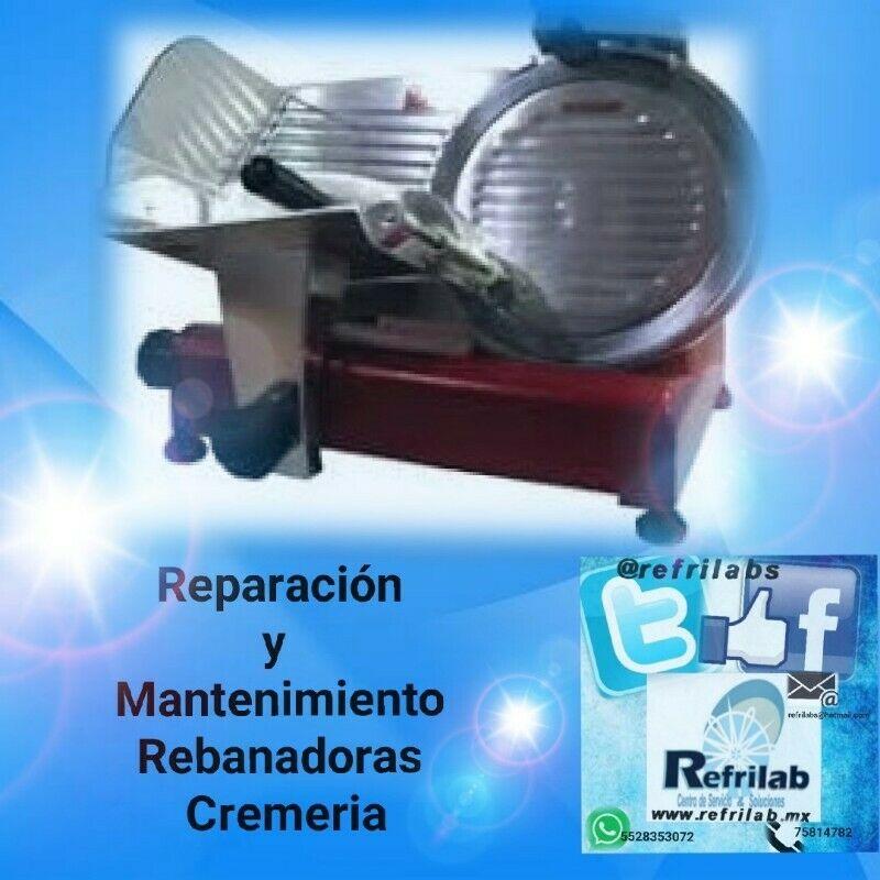 Servicio de Reparación y Mantenimiento Rebanadoras.