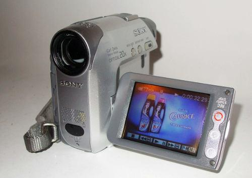 Sony Videocámara Casset Mini Dv Digital Touch Mod Dcr-hc32